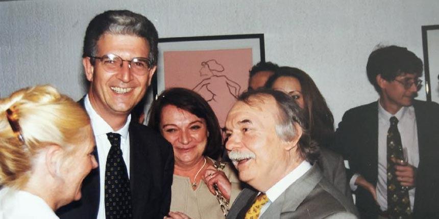 Michel Poisson et Jean-Yves Delattre