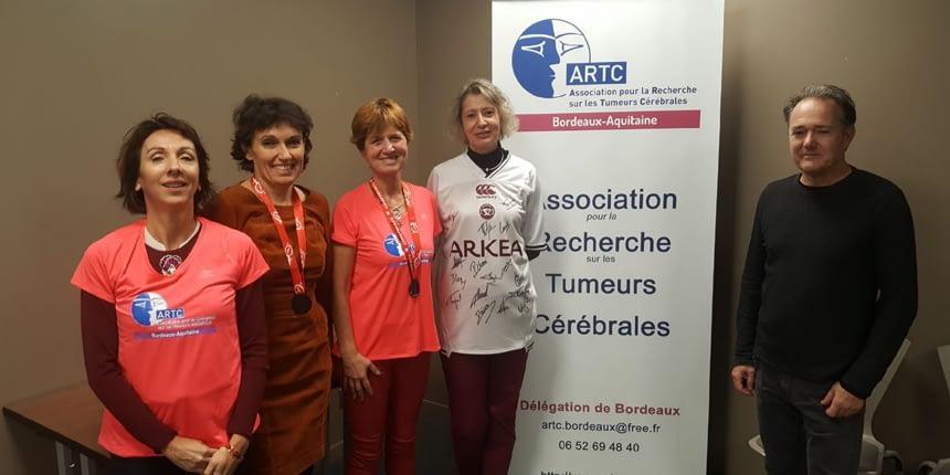 association pour la recherche sur les tumeurs cerebrales
