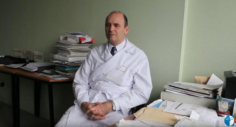 Interview de Jérôme Honnorat Professeur de neurologie