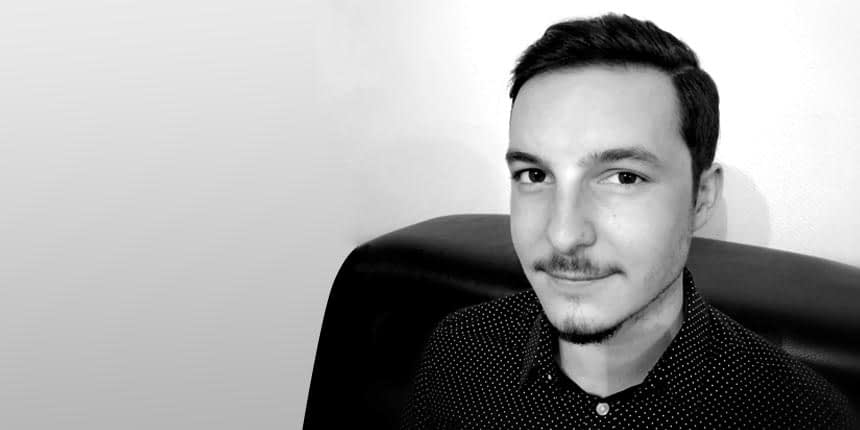 Photo du jeune chercheur Cyril Brzenczek