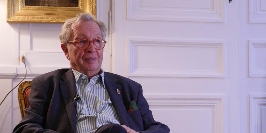 Eric Licoys, président de l'ARTC